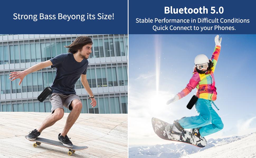 bluetooth speaker 20watts