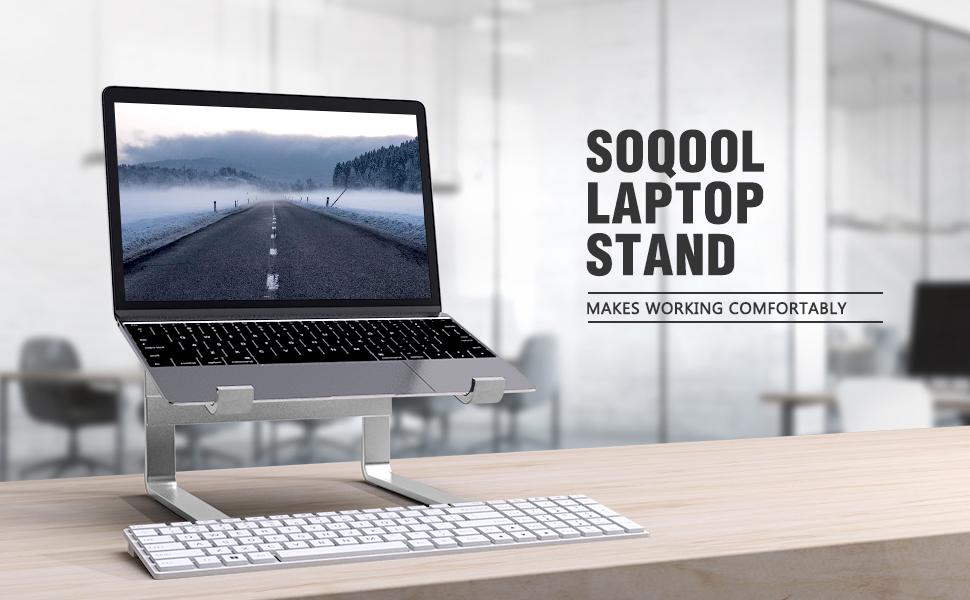 laptop riser for desk