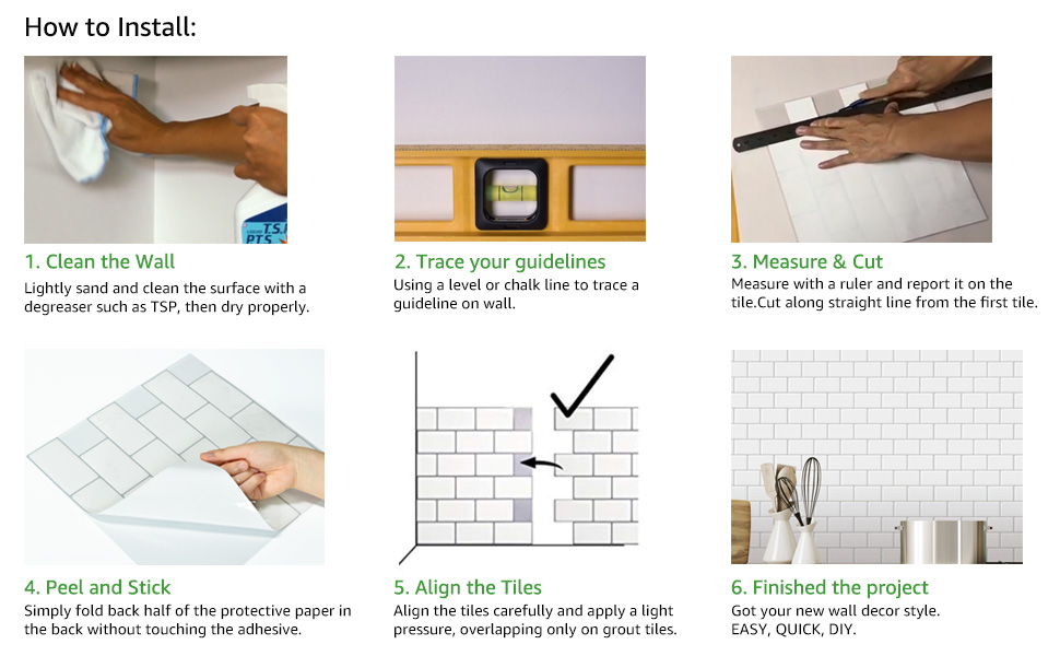peel and stick tile