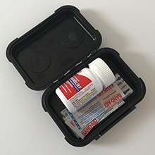 MiniMag Plus Magnetic Stash Box To Hide Meds Out Of Reach Of Children