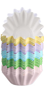 Wave Cupcake Liners