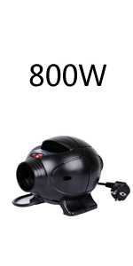 Lamlingo Air Track Super Electric Pump 0.67hp//0.8hp//1hp//1.6hp//2hp//2.5hp for Inflatable and deflated Airtrack Tumbling Gymnastic//Yoga//Taekwondo//Training mat//Spray Booths Indoor Outdoor