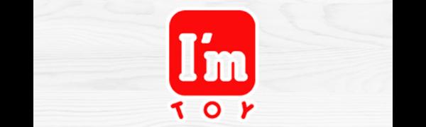 Im TOYアイムトイ おもちゃ 車 Im TOYアイムトイの木のおもちゃ ベビーファーストウォーカー 木のおもちゃ 知育玩具 誕生日プレゼント 赤ちゃん 手押し車 木製 室内 Edute エデュテ