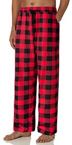 Flannel Plaid Pyjama Pants