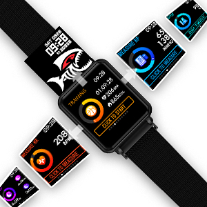 full touch smartwatch