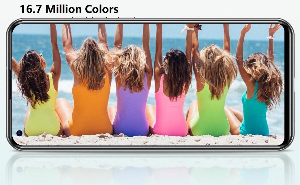 16.7M colors