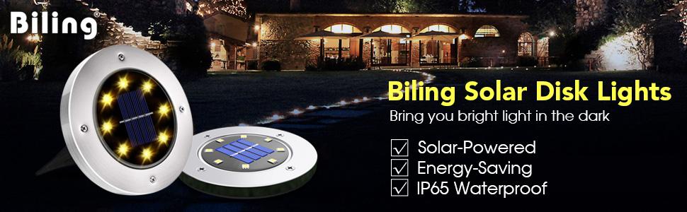 Biling Solar Disk LIghts1