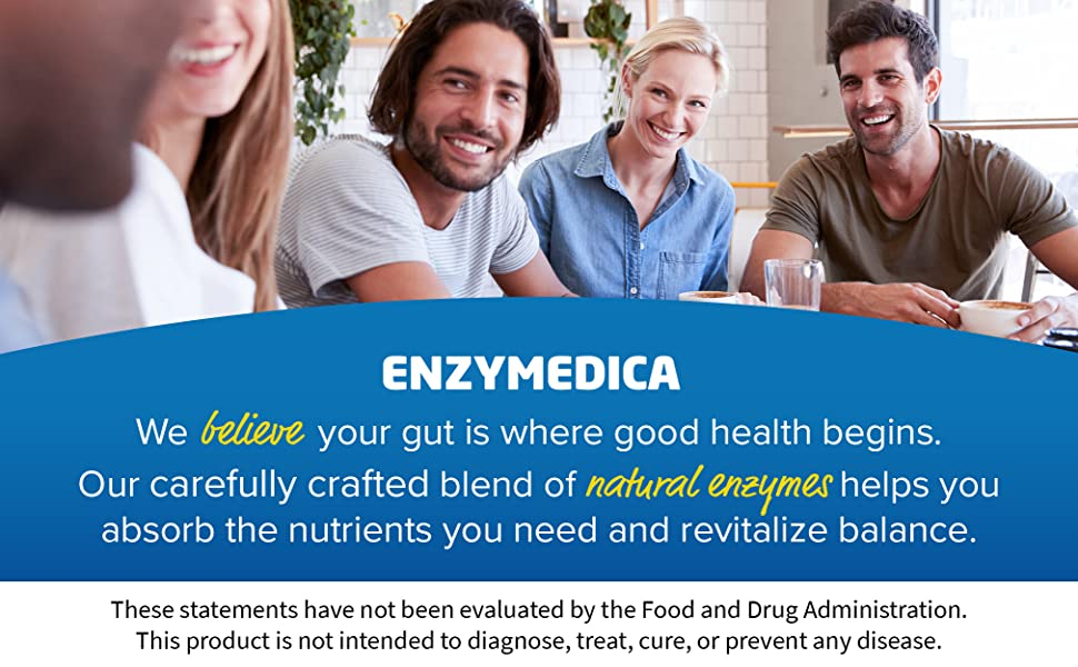 We believe your gut is where good health begins