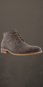 STERLING, slip on, casual boots, fashion boots, vintage leather