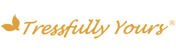 Tressfully Yours Registered Logo