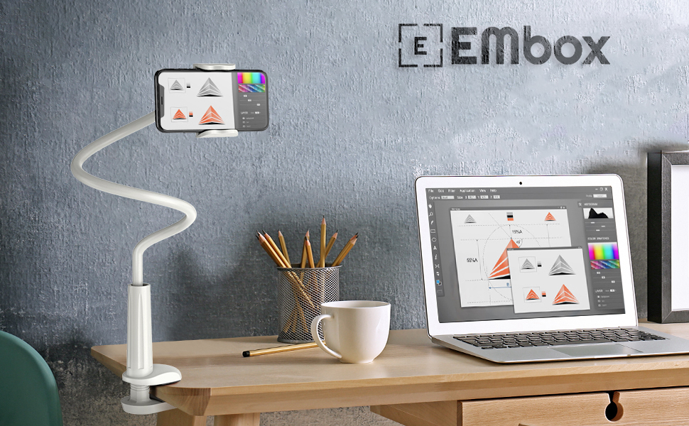 mobile holder embox