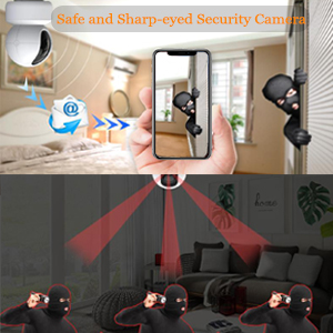 inside home security cameras