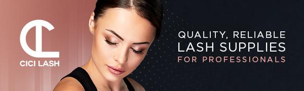 CICI Lash Professional Eyelash Extension Supplies For Lash Technicians