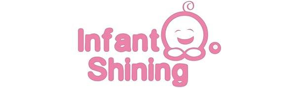 infant shining