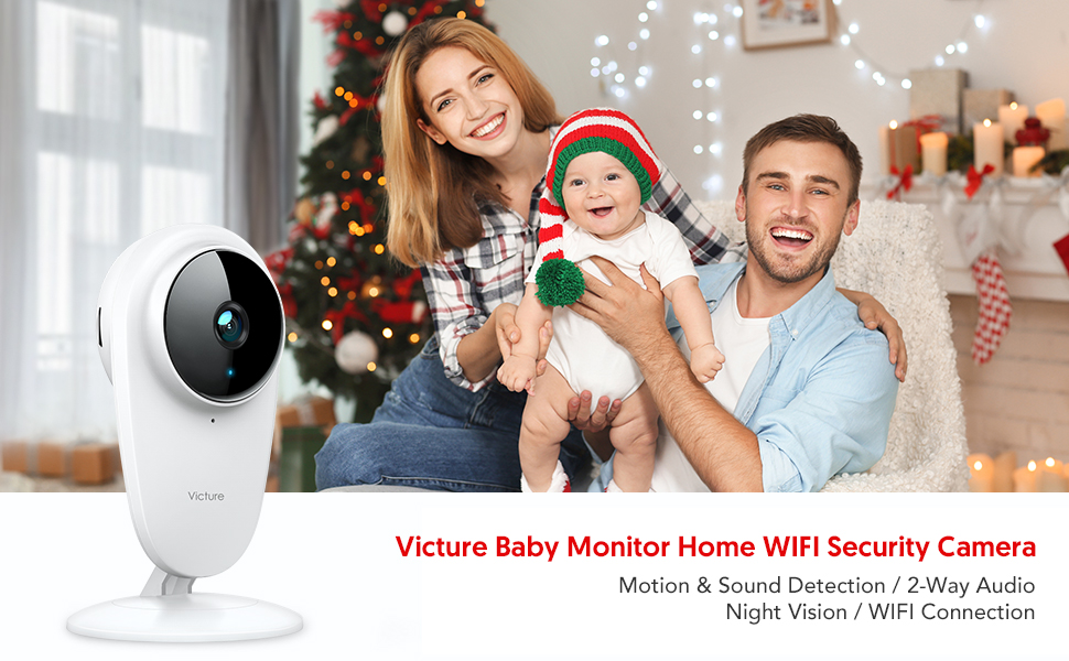 Victure Home Security camera