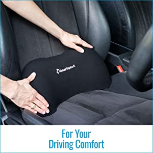 Relax Support Car Back Pillow