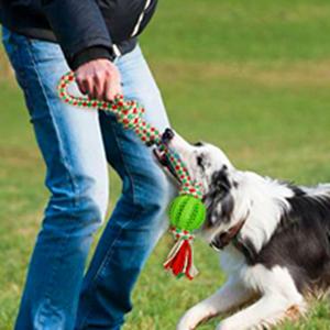 rope dog toy large
