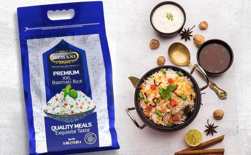 premium xxl basmati rice quality meals restaurant bulk traditional taste india