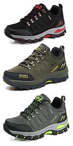 Scarpe da Trekking Uomo Scarpe da Passeggio per Esterni Casual da Escursionismo Scarpe da Donna