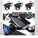 bicycle lights led rechargeable,bicycle lights led rechargeable combo,bicycle horn high sound