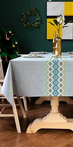 waterproof table cloth