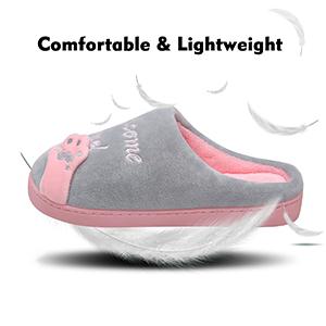 Comfortable & Lightweight