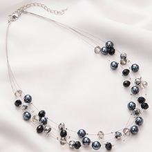 bead jewelry chocker