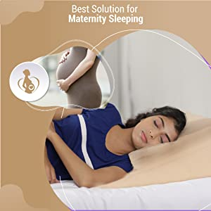 best solution for maternity sleeping
