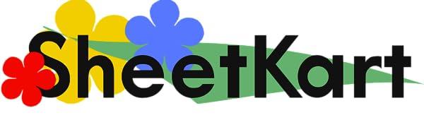 SheetKart Logo Image