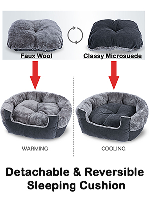 cat beds for indoor cats clearance