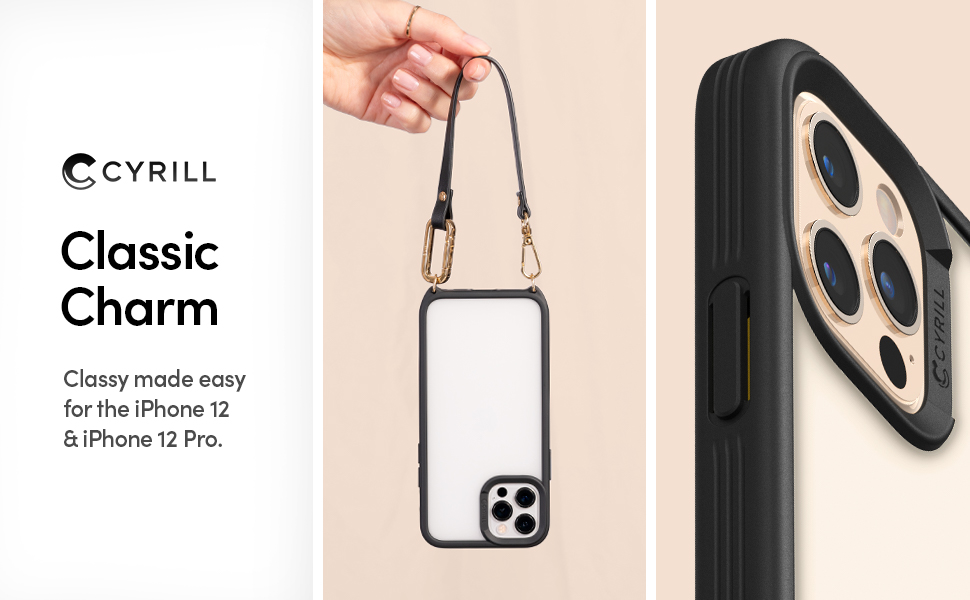 Classic Charm for iPhone 12