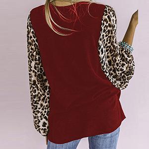 Maglietta a maniche lunghe da donna