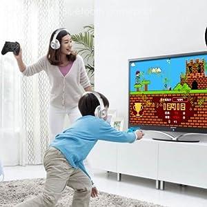 support bluetooth gamepad