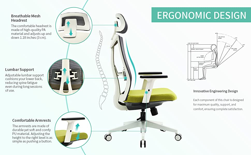 computer chair for work
