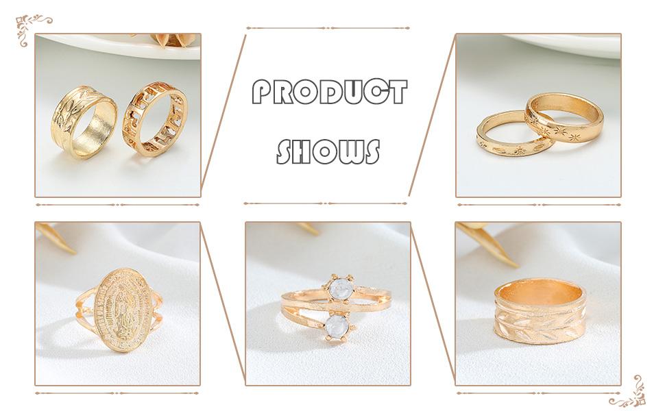 vintage rings knckle rings for women