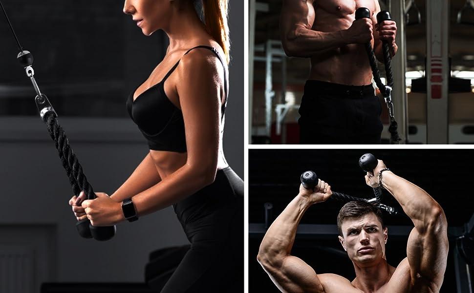 flaschenzug fitness