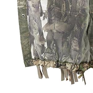 leafy suit