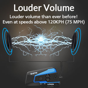 Louder Volume