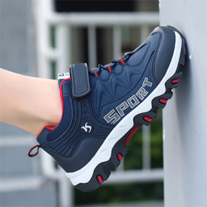 girl hiking shoes