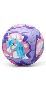 PP Picador Kids volleyball Toy Gift with Pump Christmas Party kid baby toy