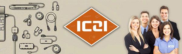 ICZI HUB USB C ETHERNET