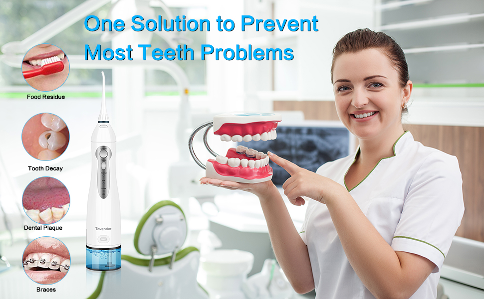 One Solution for Most Teeth Problems