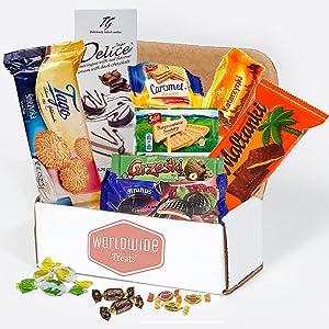 Polish Snacks, Polish Candy, Polish Food