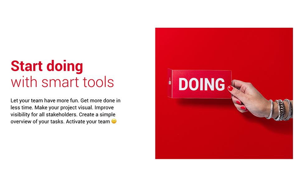 start doing smart tools physical scrum kanban board