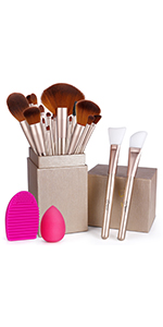 Makeup Brushes 20PCs