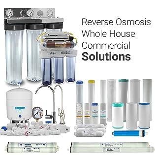 max water Ro system reverse osmosis rodi 4040 membrane housing tank faucet water  filter