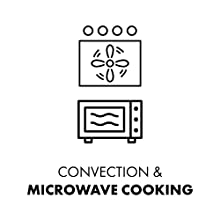 Convection and Microwave Cooking, Convection Microwave