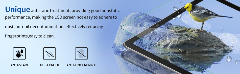 IVSO for Samsung Galaxy TAB A7 10.4 2020 screen protectorHigh Transparacy