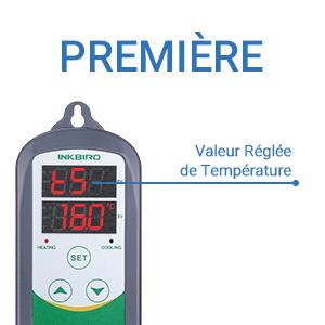 regulateur de temperature