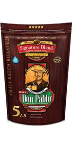 5 LB Don Pablo Signature Blend